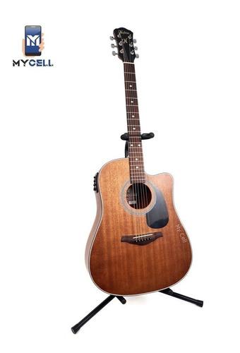 Suporte De Chão Violão Guitarra Baixo Profissional Dobrável