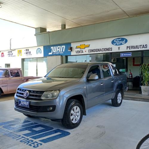 Volkswagen Amarok 2.0 Tdi 4x2 Dc Trendline 2011