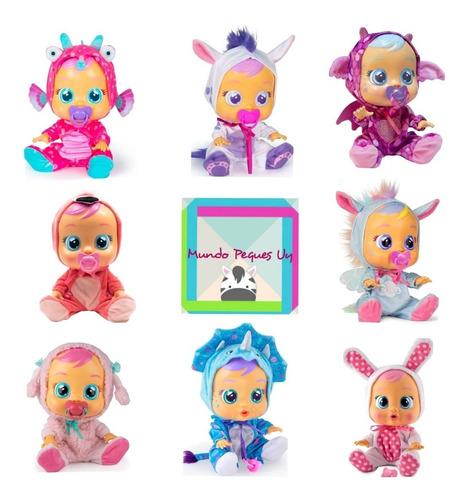 Cry Babies Originales. Bebés Llorones!!