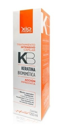 Keratina Biometrica Xiomara 250 Ml  Entrega Inmediata