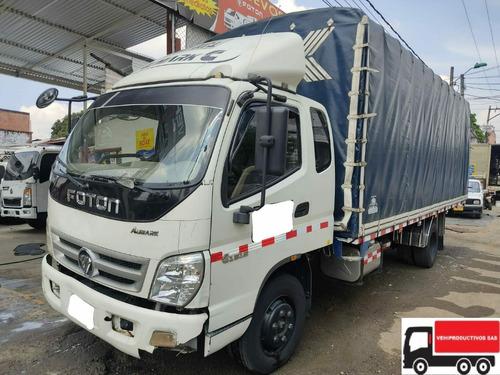 Camion Foton Bj 5129 (8toneladas) Estacas Modelo 2014