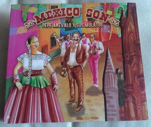 Pepe Arevalo Y Sus Mulatos Mexico Son Cd Digipack Sellado