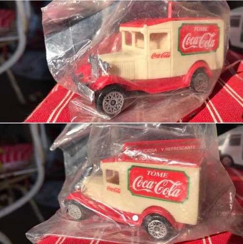 Antiguo Autito De Colección Coca Cola