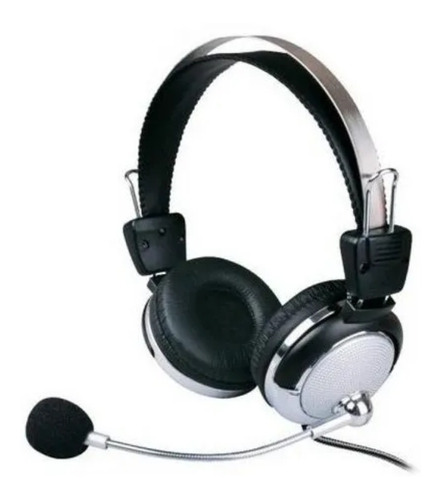 Fone De Ouvido Headfone Estéreo Com Microfone Sy-301