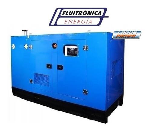 Generador Diésel Logus Pampa Silent 66kva