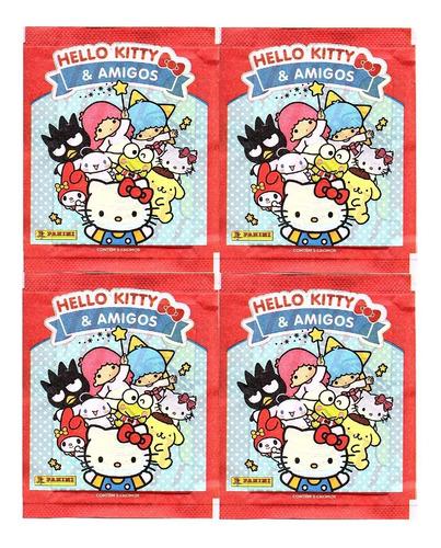 100 Figurinhas Do Album Hello Kitty E Amigos (20 Envelope)