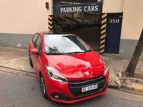 Peugeot 208 1.6 Feline Tiptronic 2020 Nuevo Parkingcars