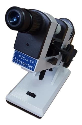 Lensômetro Oftalmológico Leitura Interna Alta Precisão