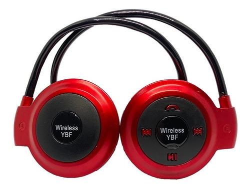 Fone De Ouvido Bluetooth Mini 503 Mp3 Cartão S/ Fio Wireless