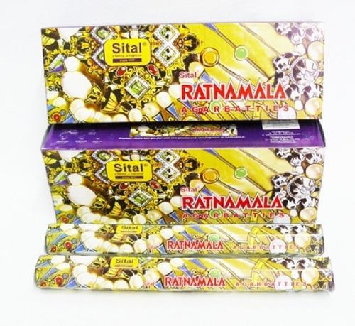 Sahumerios De India, Ratnamala Caja X 6