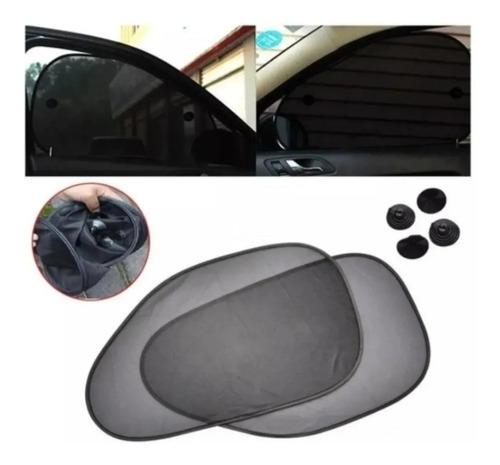 Protector Solar Para Carro Window 2 Und. Parasol Flexible