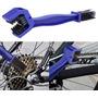 Escova Limpeza Para Corrente Transmissão Moto Bike