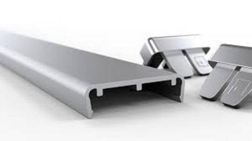Tapacanto De Aluminio Euro 18mm Excelente Calidad !!!