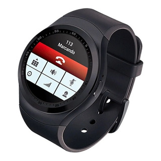 Smartwatch Fitness Level Up Zed 2 Reloj Inteligente Android