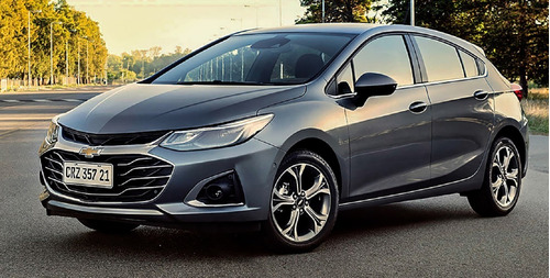 Chevrolet Cruze Premier 5p 1.4n Turbo Automático 0km 2021 Pm