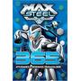 365 Atividades E Desenhos Para Colorir Max Steel
