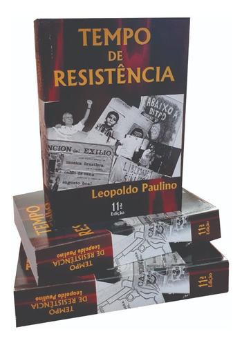 Livro Tempo De Resistência