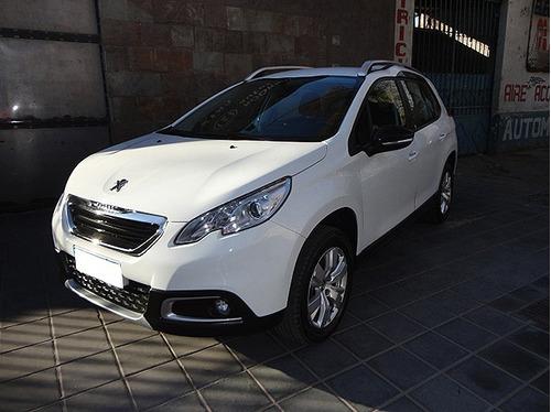 Peugeot 2008 1.6 16v. Allure Mt (115cv) 2017 / Mza
