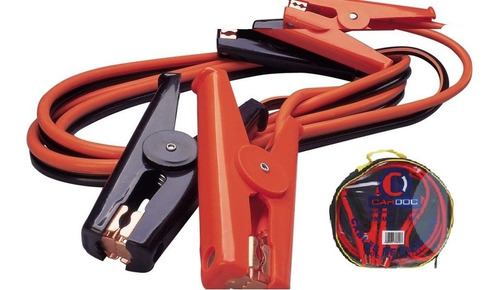Cables Auxiliares Bateria Para Carros Cardoc 300 Amp