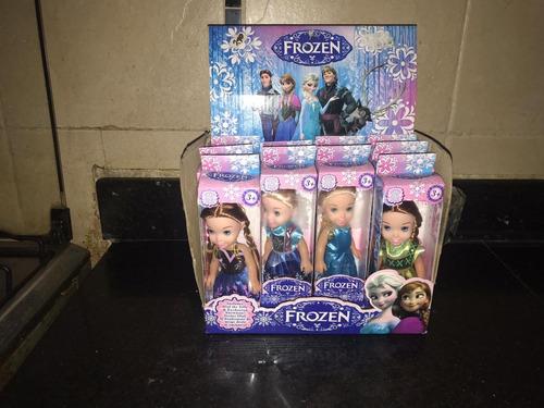Muñecas Frozen 2 Anna Y Elsa Con Diferentes Vestidos