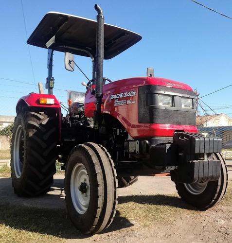 Tractor Apache Solis Rx60
