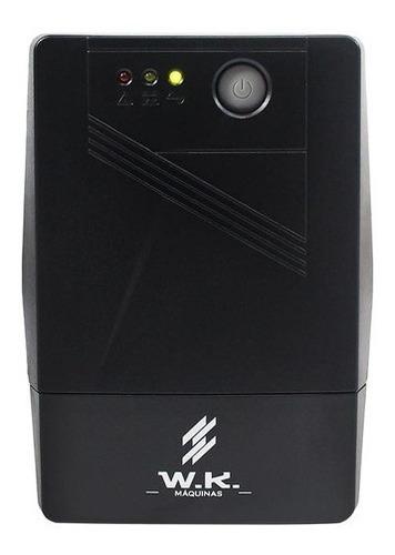 Nobreak 600va 650va 110v + Estabilizador P/ Pc Videogame Drv