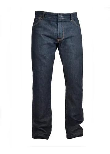 Calça Moto Jeans Azul Escura Com Kevlar Corse