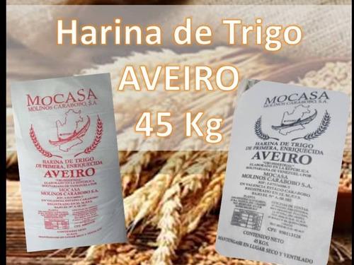 Harina Trigo Aveiro Letra Roja 45k