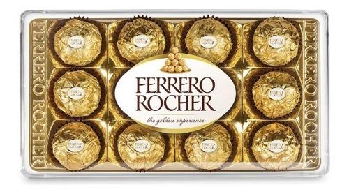 Bombones Ferrero Rocher T12 Caja Acrilico
