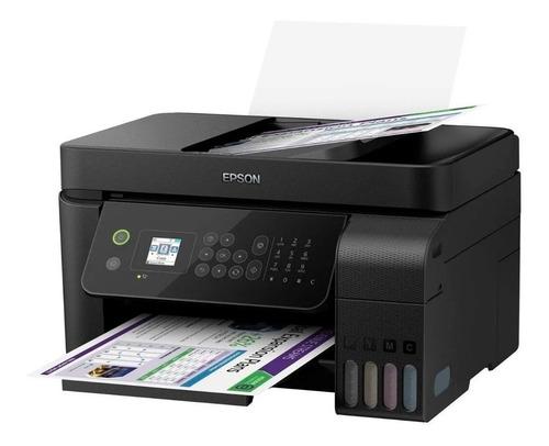 Impresora Color Epson Ecotank L5190 C/tintas Colocadas Bgui