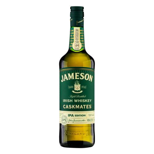 Uísque Tridestilado Jameson Caskmates Ipa Edition Irlanda Garrafa 750 Ml