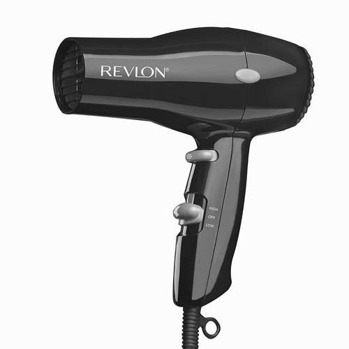 Revlon 1875w Leve+compact Travel Secador De Cabelo