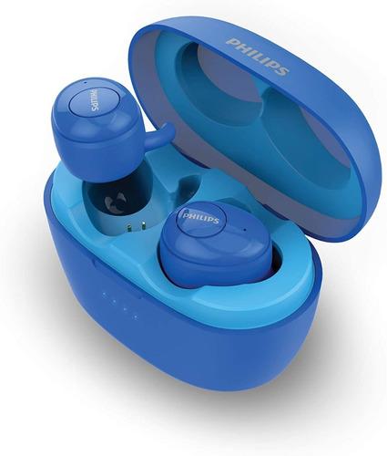 Fone De Ouvido Bluetooth Philips Upbeat Microfone Shb2505bl