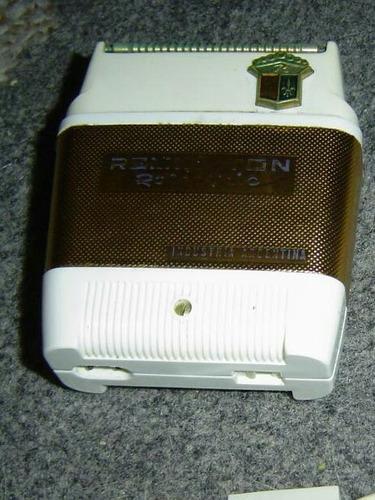 Afeitadora Eléctrica Remington Rolectric Coleccionistas