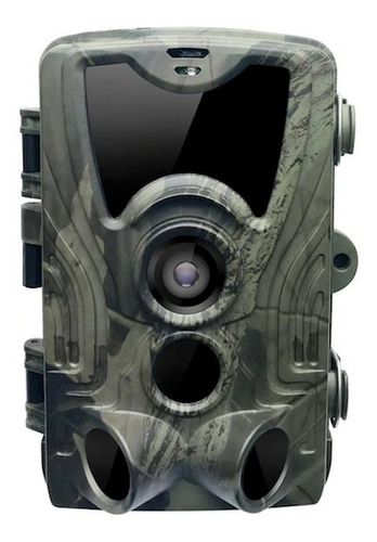 Câmera Espiã Trailcam Caça Busca Hd Hc801a Pronta Entrega Nf