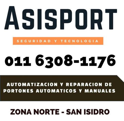 Portón Automático Reparación Service Motor Automatizados !