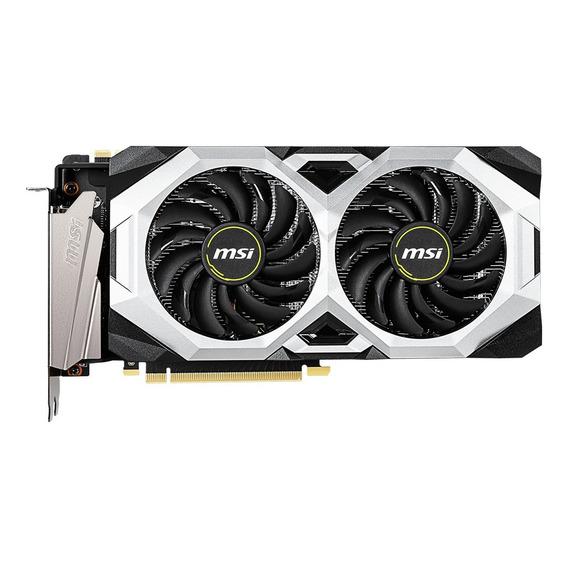 Placa de video Nvidia MSI GeForce RTX 20 Series RTX 2070 SUPER GEFORCE RTX 2070 SUPER VENTUS GP OC OC Edition 8GB