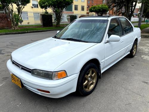 Honda Accord Mt2000cc Blanco Aa Ab Dh Abs