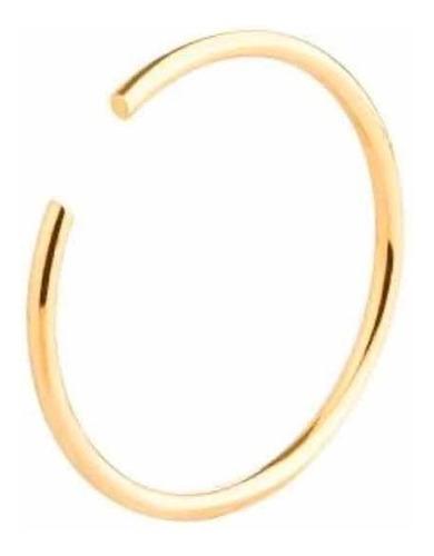 Piercing Nariz Em Ouro18k 750 Argola