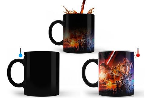 Mugs Mágicos Personalizados (dragon Ball, Star Wars, Otros)