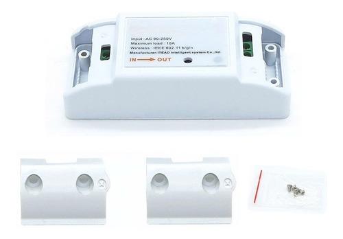 Relé Smart Home - Wifi - Interruptor Inteligente Domótica