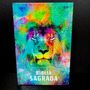 Bíblia Sagrada Leão Color Premium Masculina Feminina
