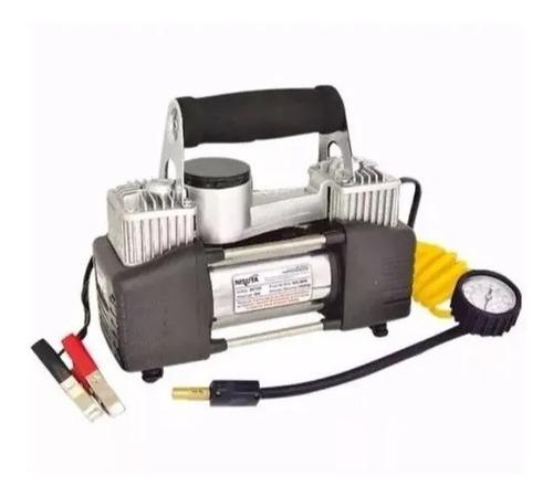 Compresor De Aire Mini Batería Portátil Iael Va-044 12v