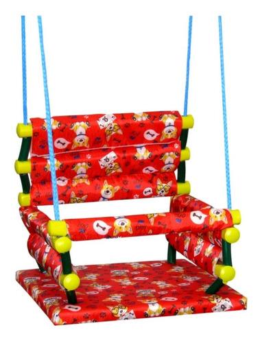 Brinquedo Balanço Infantil Para Crianças Estampados