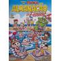 Kit Almanacão Turma Da Mônica Passatempos/ 03 Volumes