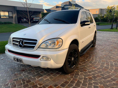 Mercedes-benz Ml 3.5 Ml350 Luxury At   44504904
