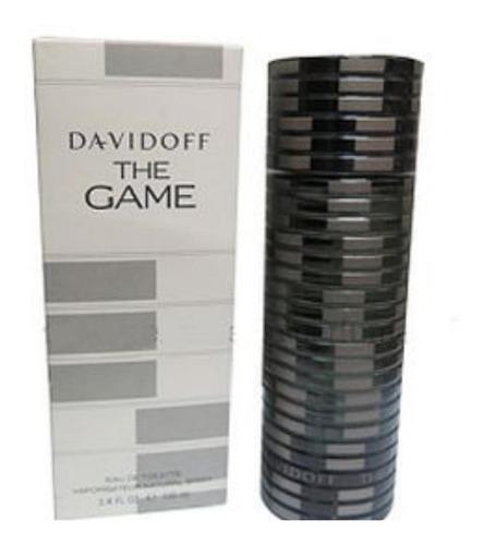The Game Davidoff 100 Ml  Original