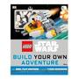Livro Star Wars Build Your Own Adventure Lego Rebel Pilot