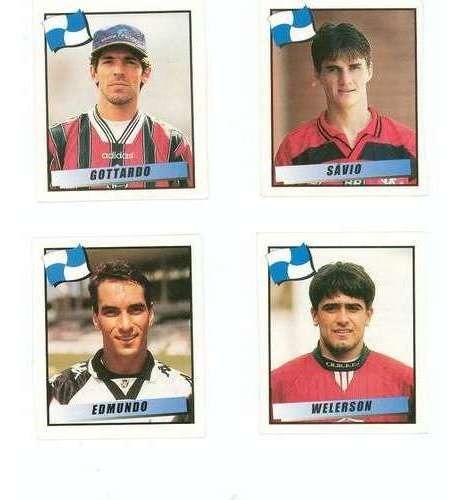 Figurinhas Album Campeonato Carioca De 1997 - Panini