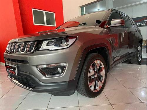 Jeep Compass Limited 2.0 4x2 Flex 16v Aut